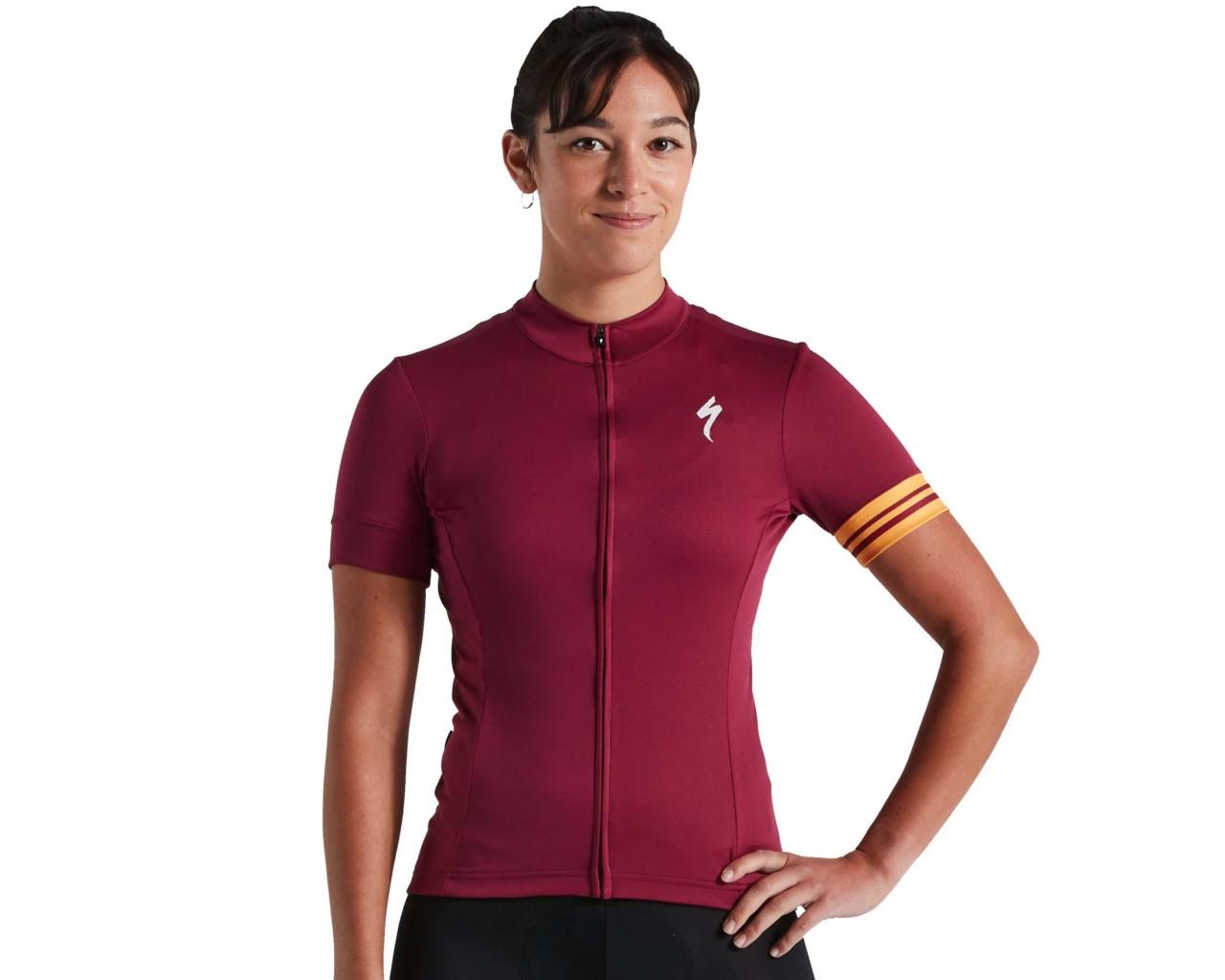 Specialized RBX Sport Logo Women Jersey shortsleeve | ruby wine