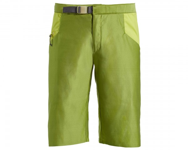 Vaude Herren Green Core Tech Shorts | mossy green