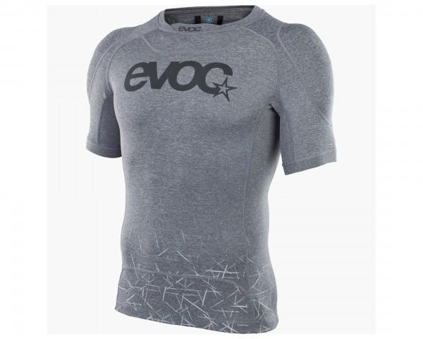 Evoc Enduro Shirt - Baselayer mit Schulterprotektoren | grey