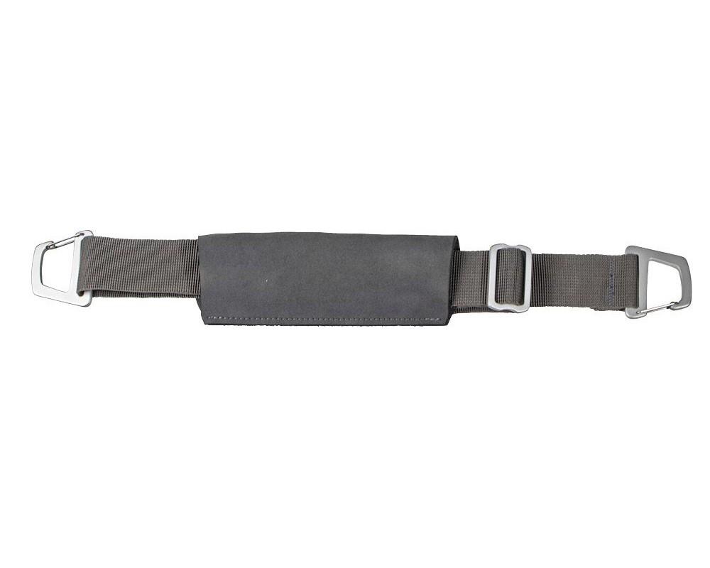 Ortlieb Shoulder Strap Urban 150 cm for Commuter-Bag and Rack-Pack Urban | grey