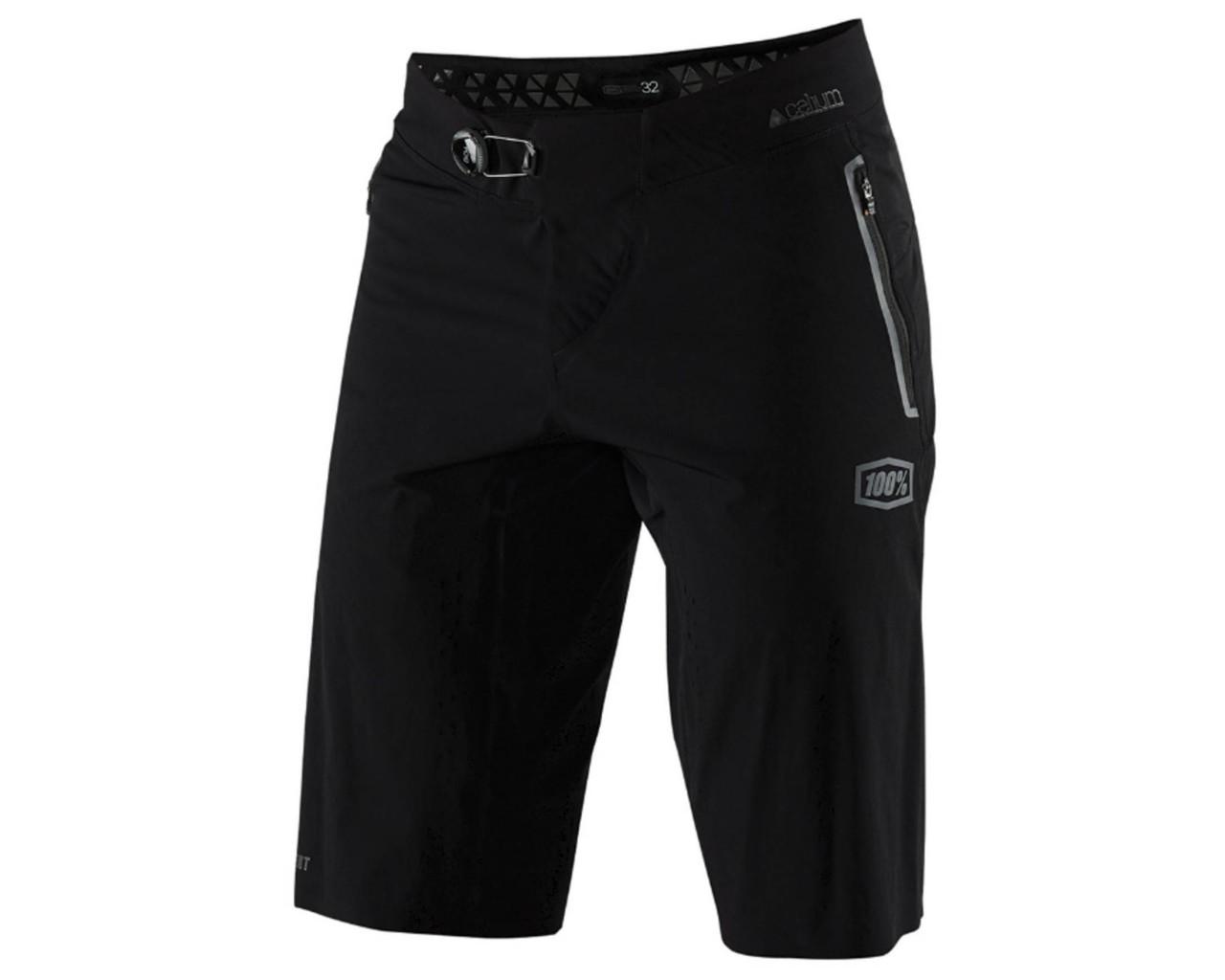 100% Celium Enduro-Trail Shorts   black