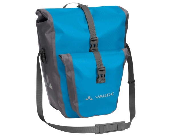 Vaude Aqua Back Plus - wasserdichte Fahrradtasche PVC-frei (Paar) | icicle
