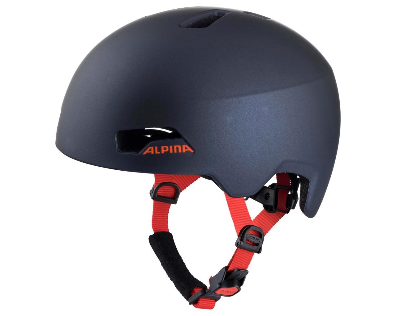 Alpina Hackney Kids Cycling Helmet | indigo
