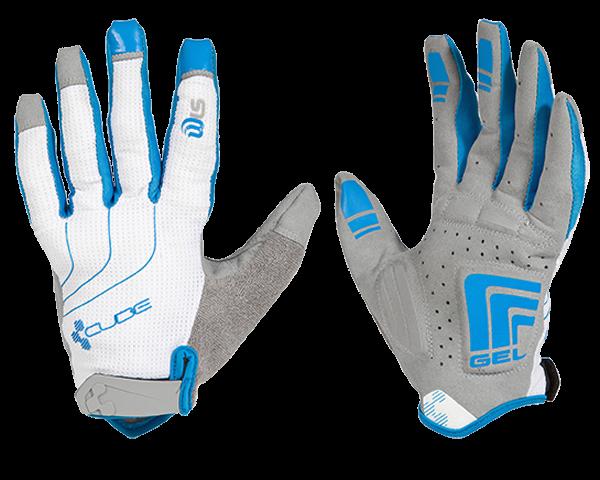 Cube WLS Gloves Natural Fit LTD long finger