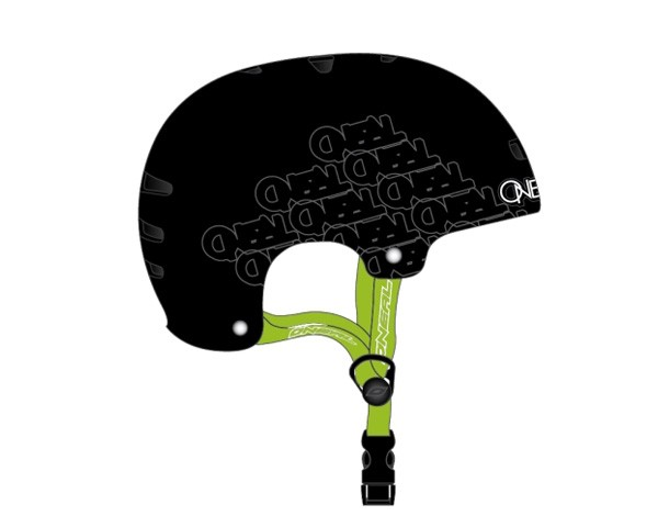 Oneal Dirt Lid Fidlock ProFit Helmet LOG | black