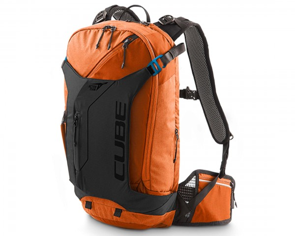 Cube Backpack EDGE TRAIL X Action Team 16 litres | action team