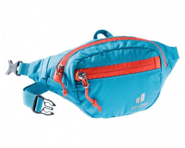Deuter Junior Belt - Kids Hip Bag PFC-free | azure