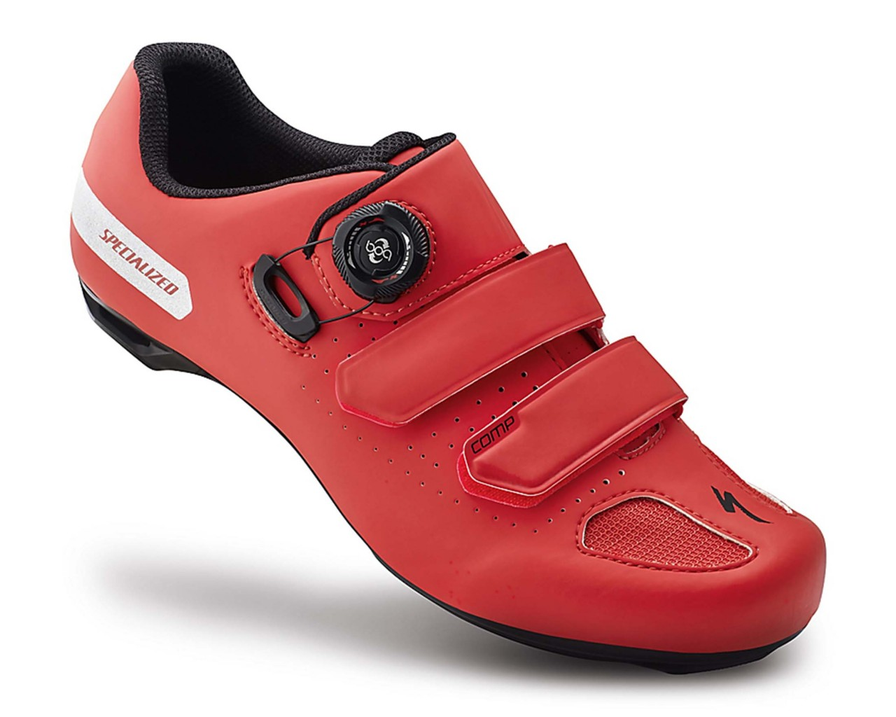 Specialized Comp Road Rennradschuhe | rocket red
