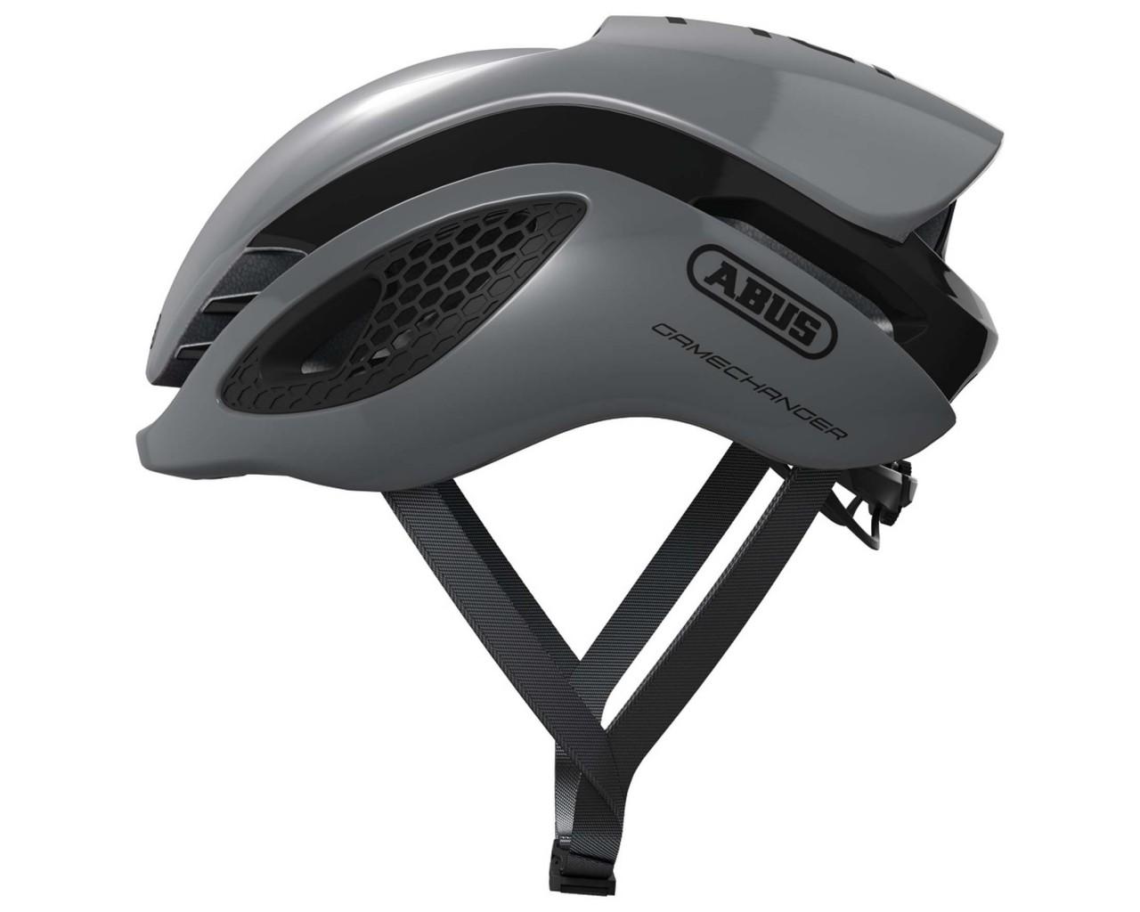 Abus GameChanger Rennrad Fahrradhelm   race grey