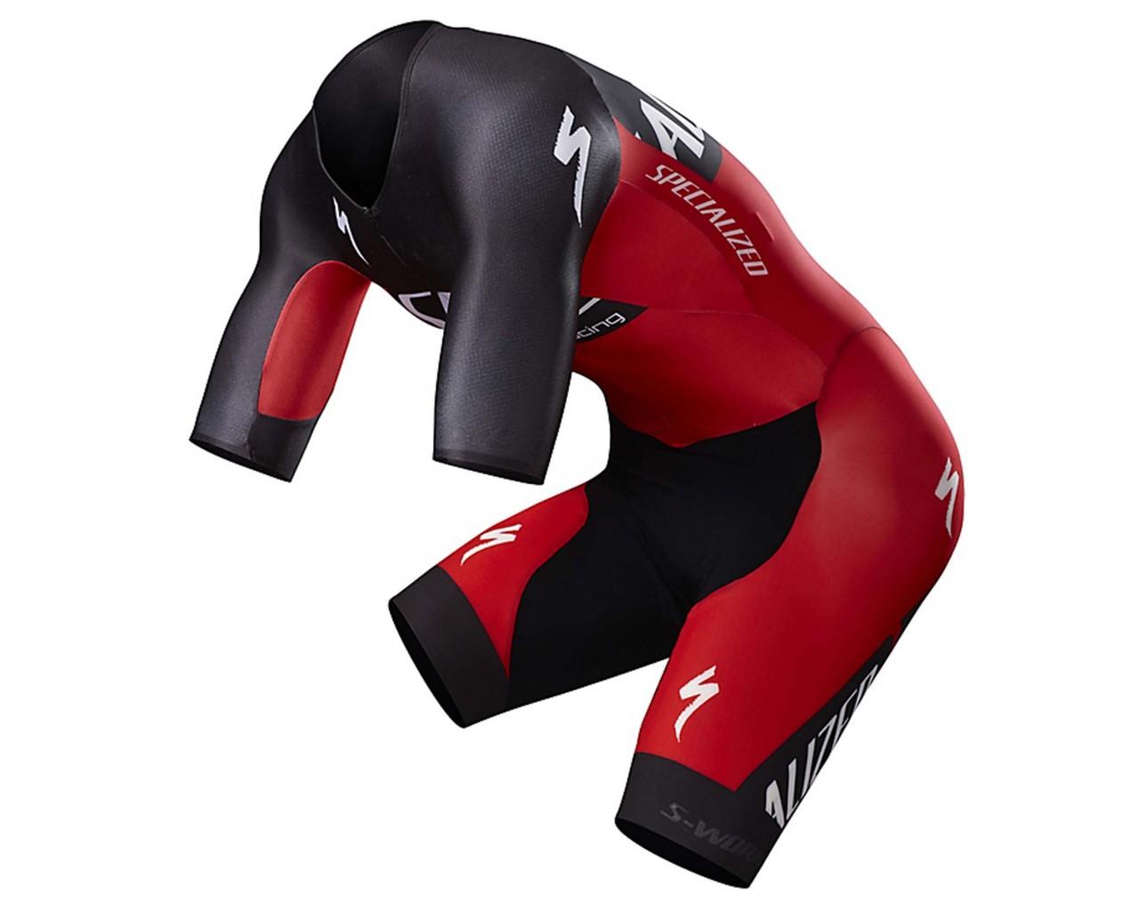 Specialized S-Works Evade TT Skinsuit | team red-black