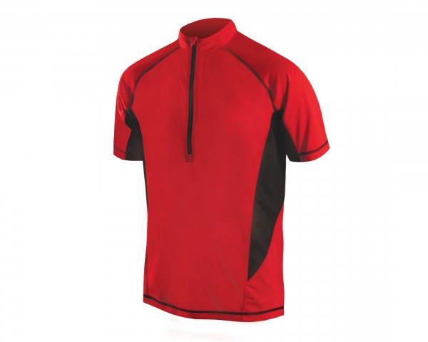 Endura Cairn Jersey short | red