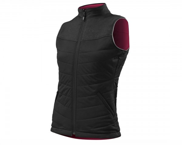 Specialized Womens Utility Reversible Vest Weste | black-neon pink