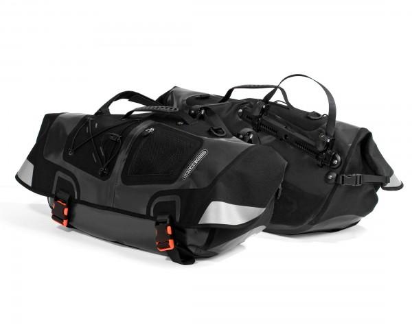 Ortlieb recumbent bag waterproof | black
