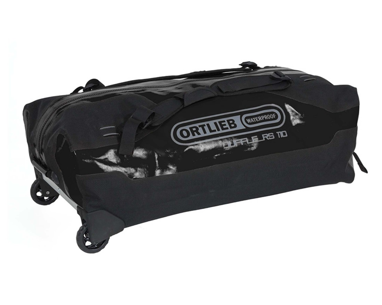 Ortlieb Duffle RS waterproof expedition bag with rolls 85 liter | black
