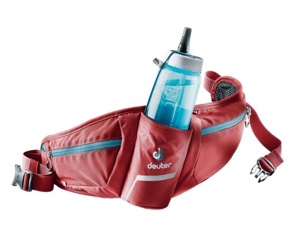 Deuter Pulse 2 Hüfttasche | cranberry