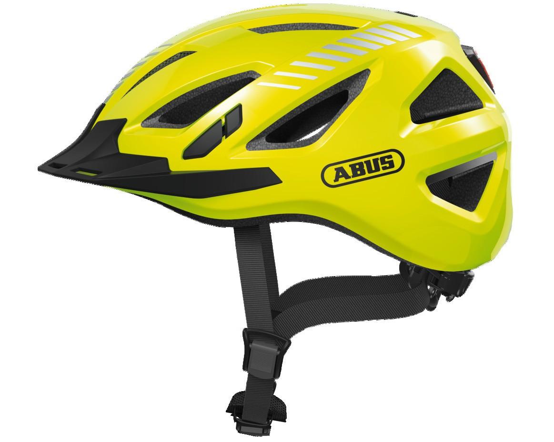 Abus Urban-I 3.0 Signal Bike Helmet   signal yellow
