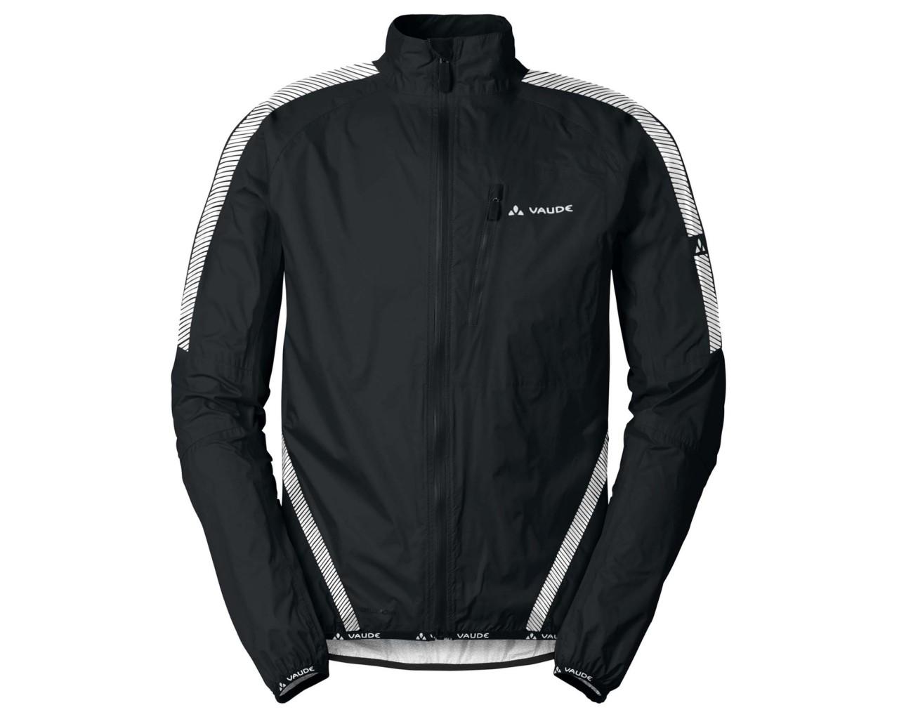 Vaude Luminum Performance Rain Jacket   black