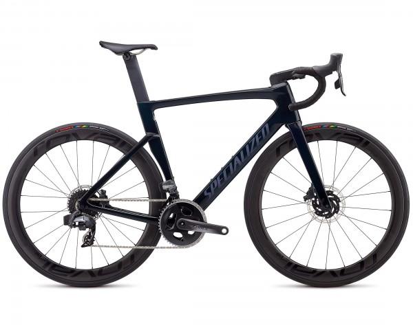 Specialized Venge Pro Disc Sram Force eTAP AXS - Carbon Rennrad 2020 | gloss teal tint-black reflective