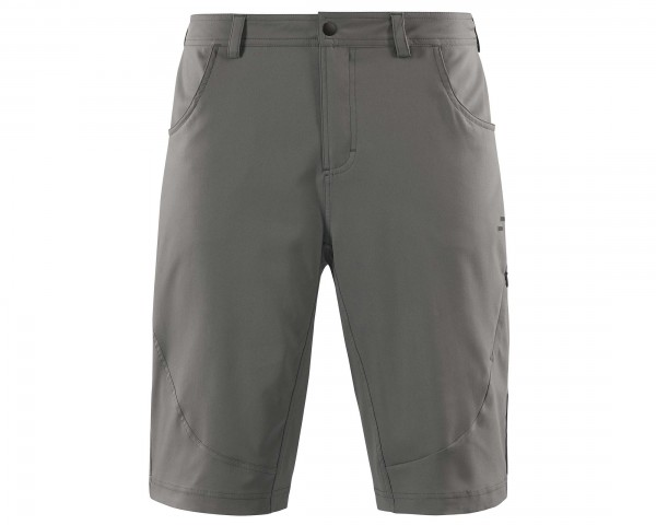 Cube Square Baggy Shorts Active | grey