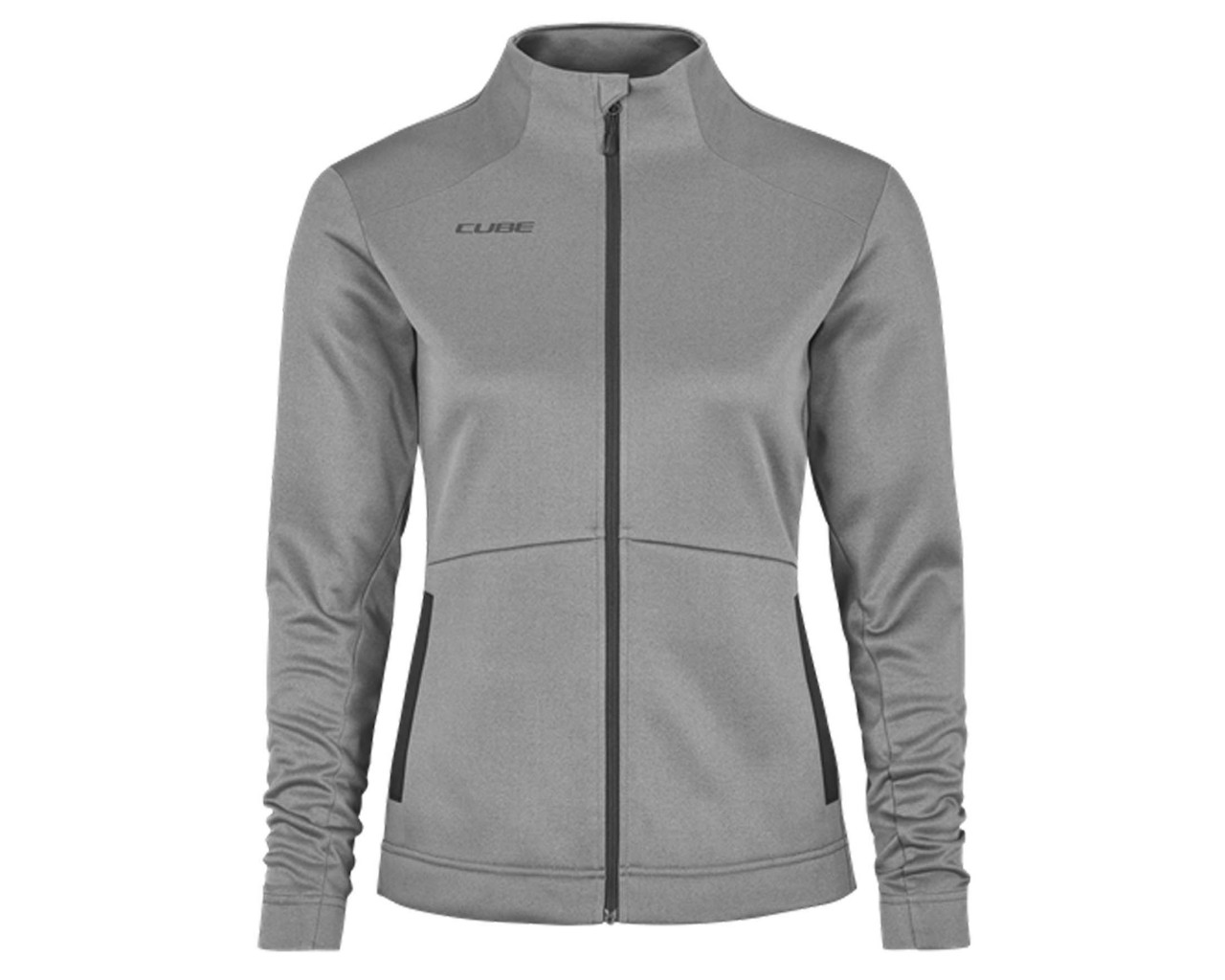 Cube ATX Midlayer Women Jacket   grey melange