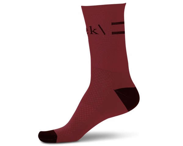 Cube Ryke Socken Mid Cut | red