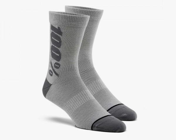 100% Rythym Socken | light grey