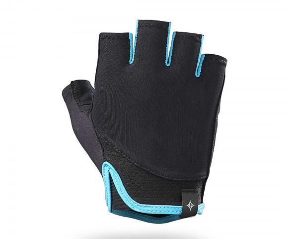 Specialized BG Trident Damen Handschuhe Kurz-Finger | black-turquoise