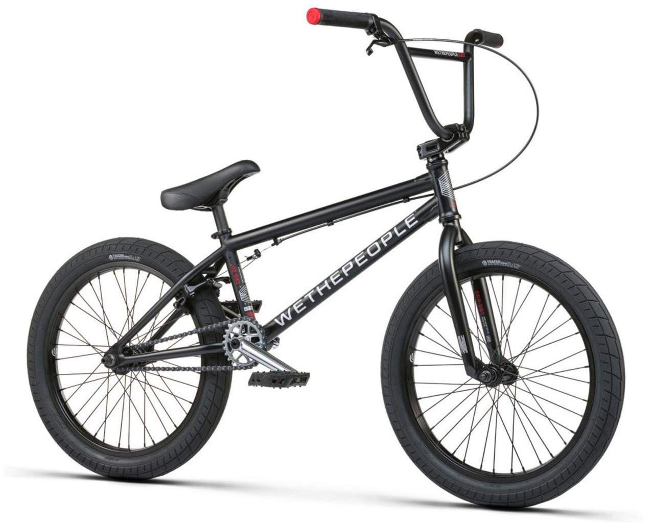 Wethepeople CRS 20 inch with Freecoaster - BMX Bike 2021 | matt black