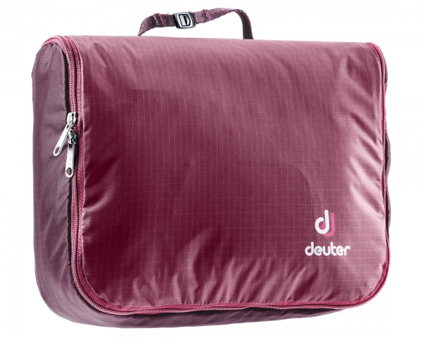 Deuter Wash Center Lite II | maron-aubergine