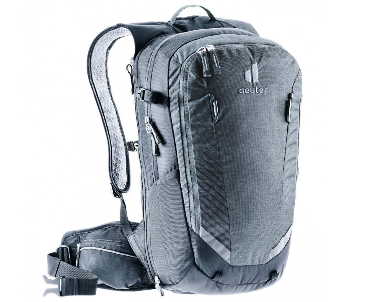 Deuter Compact EXP 12 SL - 12+5 litres Bike backpack   graphite-black