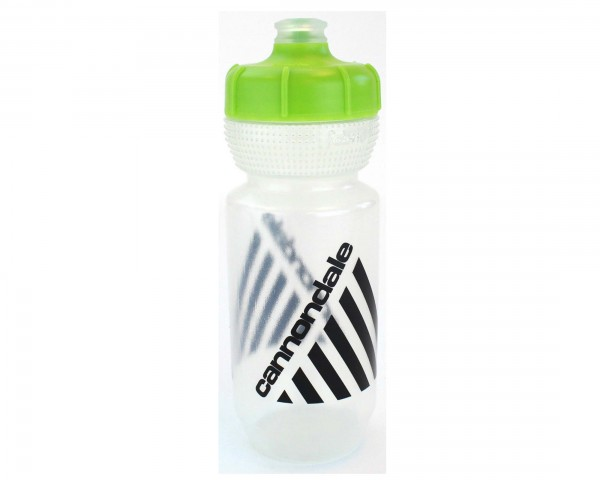 Cannondale Bottle Retro 600 ml | clear-green