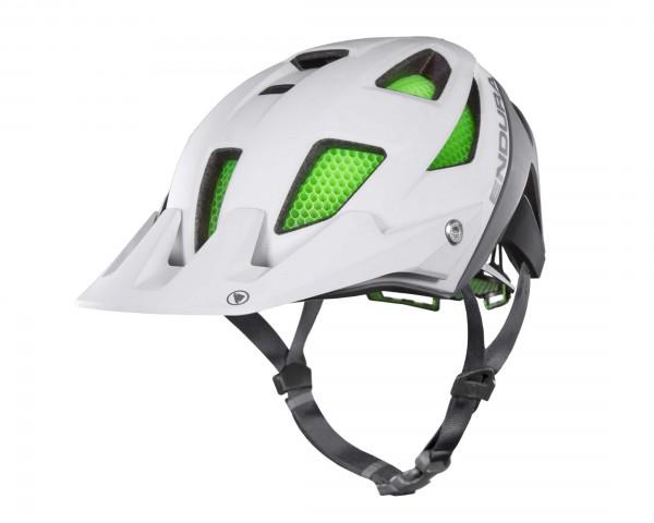 Endura MT500 Enduro Helm   white