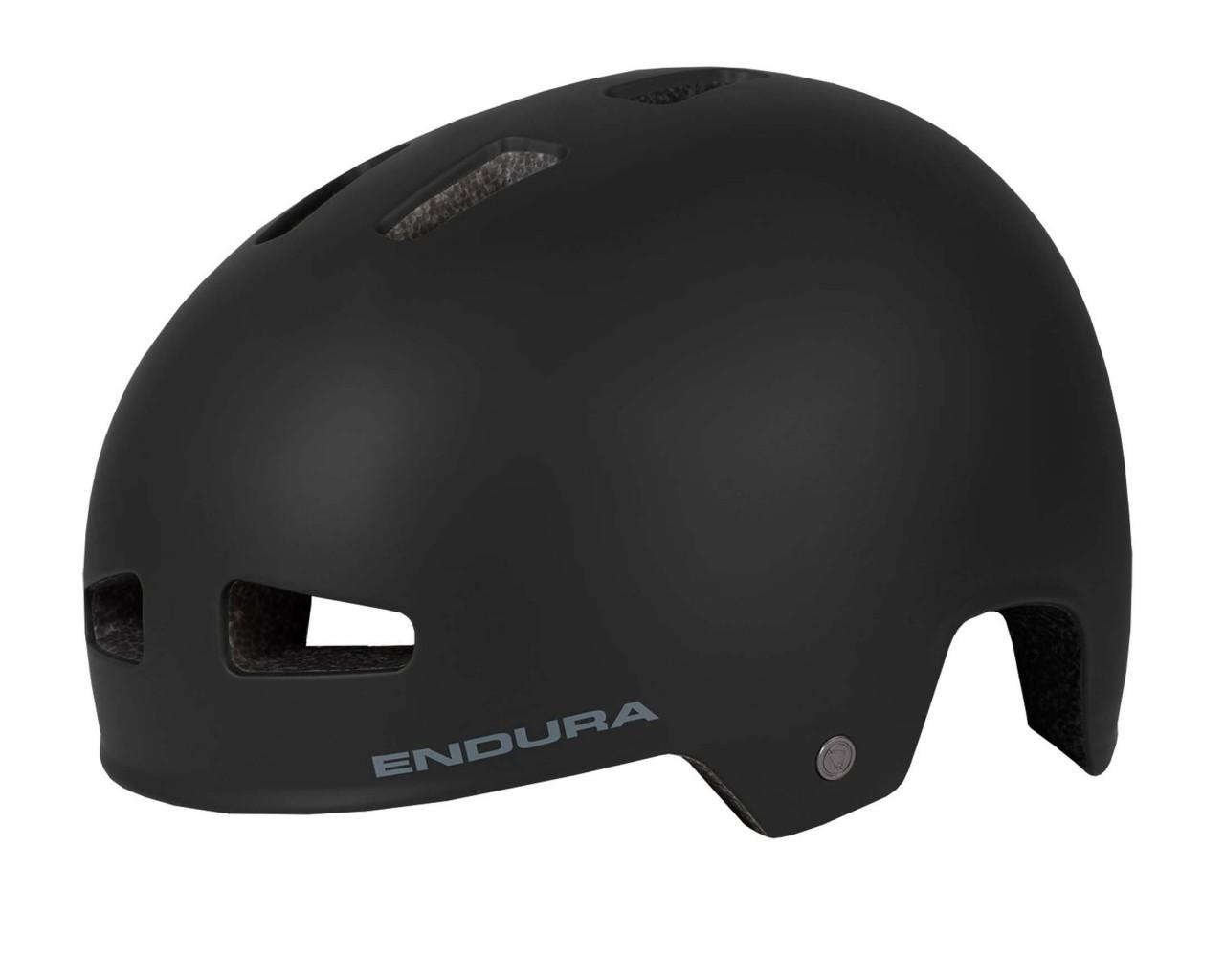 Endura PissPot MTB-Helmet | black matt