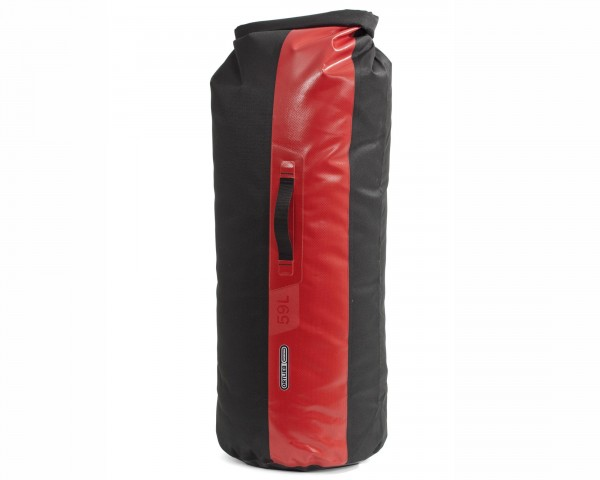 Ortlieb dry bag PS490 - 59 liter | red -black