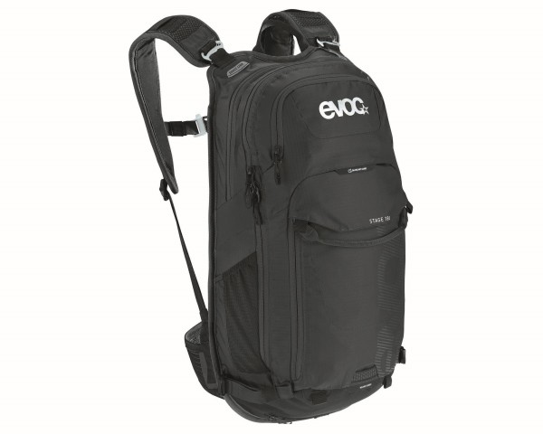Evoc Stage 18 litres Bike Backpack | black