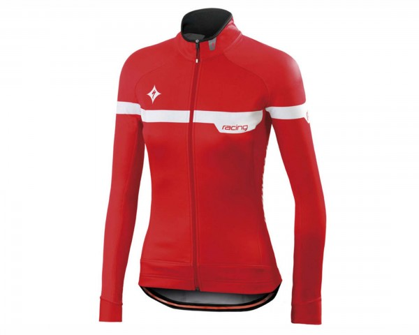Specialized Element Team Pro Womens Jacket | red-white