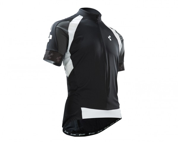Cube Blackline Jersey S/S | black/grey/white