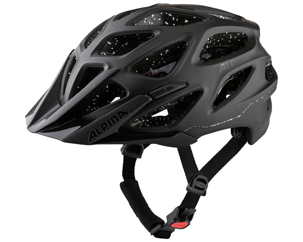 Alpina Mythos 3.0 Tocsen - MTB Fahrradhelm | black matt