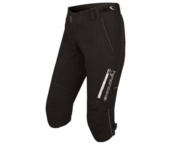 Endura SingleTrack II 3/4 trousers   black