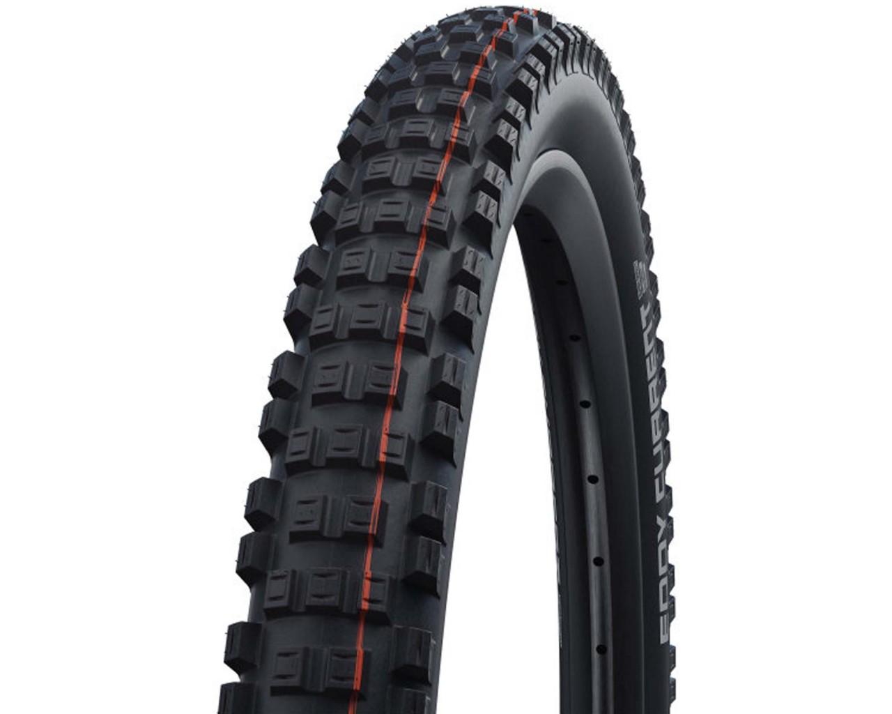 Schwalbe Eddy Current Rear E-MTB-tire 27.5x2.8 inch   black ADDIX Soft Evolution Line foldable
