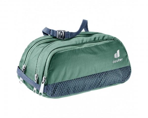 Deuter Wash Bag Tour II - 1 litre wash pack | seagreen-navy