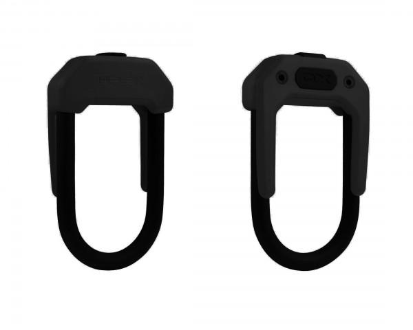 Hiplok DX Wearable D Lock | all black