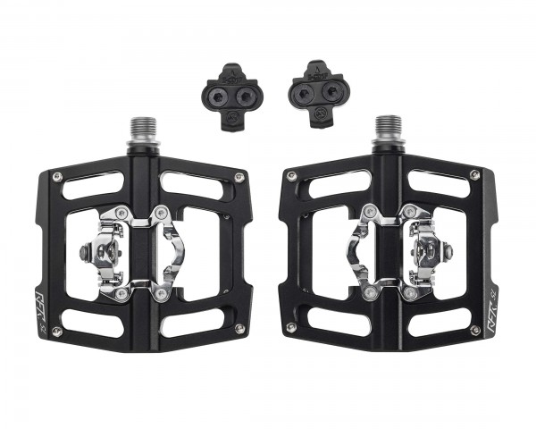 ube RFR Pedals Flat & Click SL (pair) | black