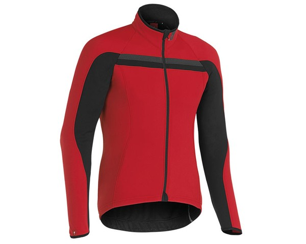 Specialized Roubaix Winter Jacket Partial | Red/Black
