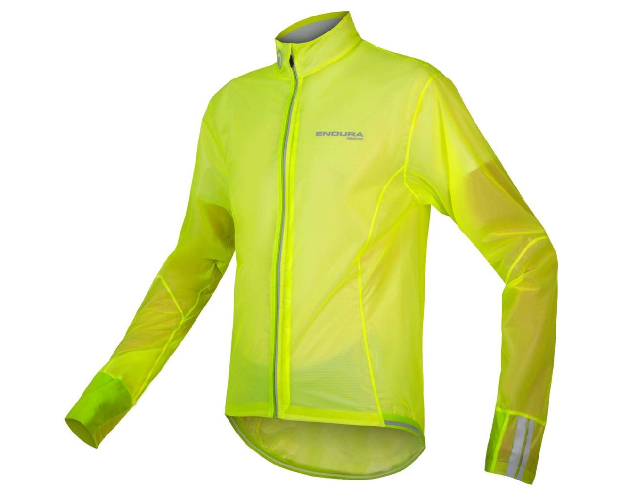 Endura FS260-Pro Adrenaline Race Cape II   neon yellow