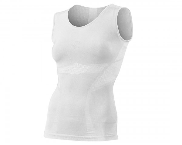 Specialized Womens Engineered Tech Layer ärmellos   white