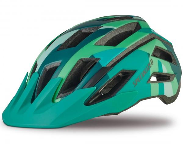 Specialized Tactic 3 MTB Bike Helmet | matte mint fractal
