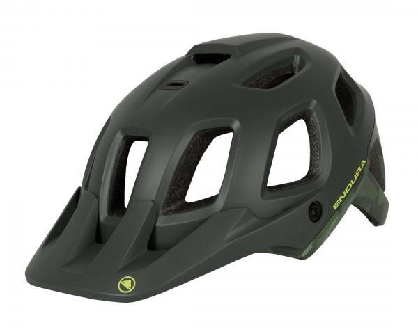 Endura SingleTrack MTB Helm II | khaki