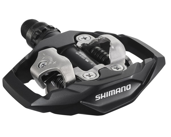 Shimano Pedale PD-M530 System SPD inkl. Cleats | Schwarz