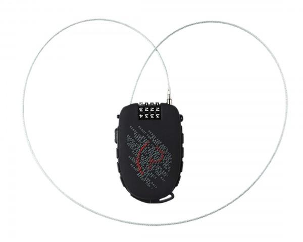 Cube RFR Key Lock Mini   black   black´n´red
